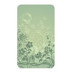 Wonderful Flowers In Soft Green Colors Memory Card Reader by FantasyWorld7