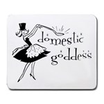 Domestic Goddess Large Mousepads