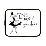 Domestic Goddess Netbook Case (Small)