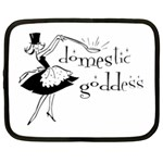 Domestic Goddess Netbook Case (Large)