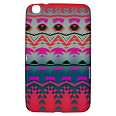 Waves And Other Shapes			samsung Galaxy Tab 3 (8 ) T3100 Hardshell Case by LalyLauraFLM