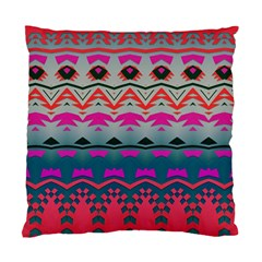 Waves And Other Shapes standard Cushion Case (two Sides) by LalyLauraFLM