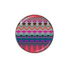 Waves And Other Shapeshat Clip Ball Marker by LalyLauraFLM