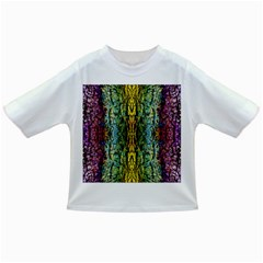 Abstract, Yellow Green, Purple, Tree Trunk Infant/toddler T Shirts by Costasonlineshop