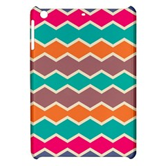 Colorful Chevrons Pattern			apple Ipad Mini Hardshell Case by LalyLauraFLM
