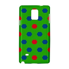 Honeycombs Pattern			samsung Galaxy Note 4 Hardshell Case by LalyLauraFLM