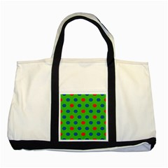 Honeycombs Pattern			two Tone Tote Bag by LalyLauraFLM