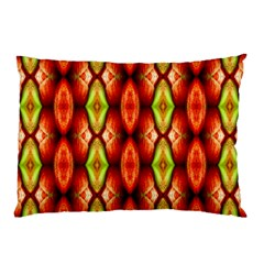 Melons Pattern Abstract Pillow Cases by Costasonlineshop
