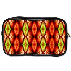 Melons Pattern Abstract Toiletries Bags