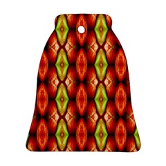 Melons Pattern Abstract Ornament (bell)  by Costasonlineshop