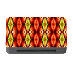 Melons Pattern Abstract Memory Card Reader With Cf by Costasonlineshop
