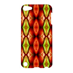 Melons Pattern Abstract Apple Ipod Touch 5 Hardshell Case by Costasonlineshop