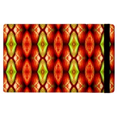 Melons Pattern Abstract Apple Ipad 3/4 Flip Case by Costasonlineshop
