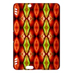 Melons Pattern Abstract Kindle Fire Hdx Hardshell Case