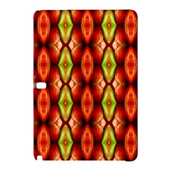 Melons Pattern Abstract Samsung Galaxy Tab Pro 12 2 Hardshell Case by Costasonlineshop