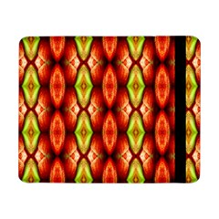 Melons Pattern Abstract Samsung Galaxy Tab Pro 8 4  Flip Case by Costasonlineshop