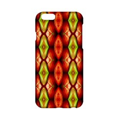 Melons Pattern Abstract Apple Iphone 6/6s Hardshell Case by Costasonlineshop