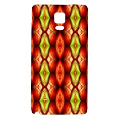 Melons Pattern Abstract Galaxy Note 4 Back Case by Costasonlineshop