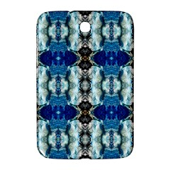 Royal Blue Abstract Pattern Samsung Galaxy Note 8 0 N5100 Hardshell Case
