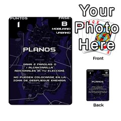Batman Strategy Cards By Juan Diego   Multi Purpose Cards (rectangle)   N1oz9y9wrjw1   Www Artscow Com Front 6
