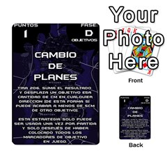 Batman Strategy Cards By Juan Diego   Multi Purpose Cards (rectangle)   N1oz9y9wrjw1   Www Artscow Com Front 52