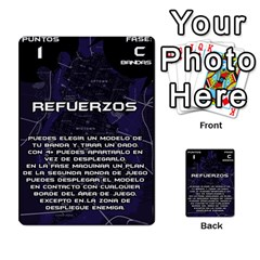 Batman Strategy Cards By Juan Diego   Multi Purpose Cards (rectangle)   N1oz9y9wrjw1   Www Artscow Com Front 2