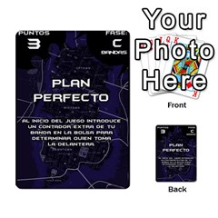 Batman Strategy Cards By Juan Diego   Multi Purpose Cards (rectangle)   N1oz9y9wrjw1   Www Artscow Com Front 15