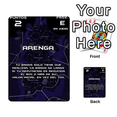 Batman Strategy Cards By Juan Diego   Multi Purpose Cards (rectangle)   N1oz9y9wrjw1   Www Artscow Com Front 29