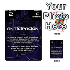Batman Strategy Cards By Juan Diego   Multi Purpose Cards (rectangle)   N1oz9y9wrjw1   Www Artscow Com Front 30