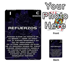 Batman Strategy Cards By Juan Diego   Multi Purpose Cards (rectangle)   N1oz9y9wrjw1   Www Artscow Com Front 48