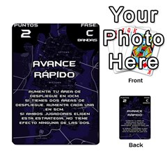 Batman Strategy Cards By Juan Diego   Multi Purpose Cards (rectangle)   N1oz9y9wrjw1   Www Artscow Com Front 49