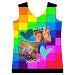 Rainbow Stitch - Women s Basketball Tank Top