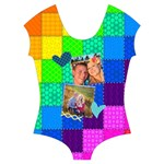 Rainbow Stitch - Short Sleeve Leotard (Ladies)