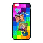 Rainbow Stitch - Apple Seamless iPhone 6 Plus/6S Plus Case (Color)
