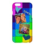 Rainbow Stitch - Apple iPhone 6 Plus/6S Plus Hardshell Case