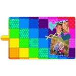 Rainbow Stitch - Apple iPad 2 Leather Folio Case