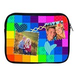 Rainbow Stitch - Apple iPad 2/3/4 Zipper Case