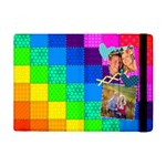 Rainbow Stitch - Apple iPad Mini 2 Flip Case