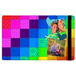 Rainbow Stitch - Apple iPad 2 Flip Case