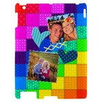 Rainbow Stitch - Apple iPad 2 Hardshell Case