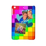 Rainbow Stitch - Apple iPad Mini 2 Hardshell Case