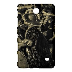 Group Of Candombe Drummers At Carnival Parade Of Uruguay Samsung Galaxy Tab 4 (8 ) Hardshell Case  by dflcprints