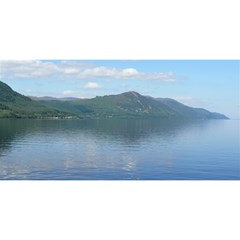 Loch Ness You Are Invited 3d Greeting Card (8x4)  by trendistuff
