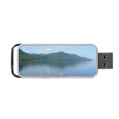 Loch Ness Portable Usb Flash (one Side) by trendistuff