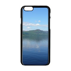 Loch Ness Apple Iphone 6/6s Black Enamel Case by trendistuff