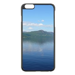 Loch Ness Apple Iphone 6 Plus/6s Plus Black Enamel Case by trendistuff