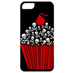 Skull Cupcake Apple Iphone 5 Classic Hardshell Case