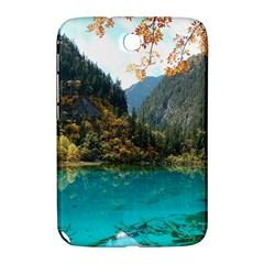 Jiuzhaigou Valley 3 Samsung Galaxy Note 8 0 N5100 Hardshell Case  by trendistuff