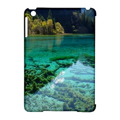 Jiuzhaigou Valley 2 Apple Ipad Mini Hardshell Case (compatible With Smart Cover) by trendistuff