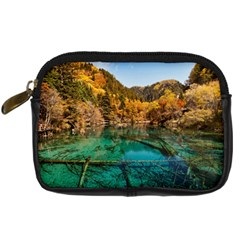 Jiuzhaigou Valley 1 Digital Camera Cases by trendistuff